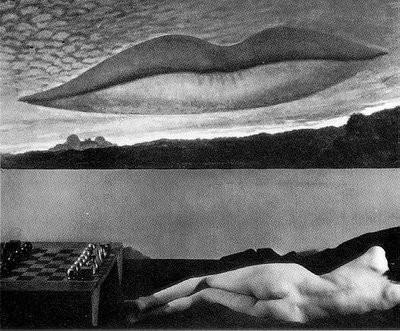 Obra gráfica de Man Ray