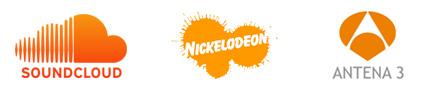 Foto Logos naranjas