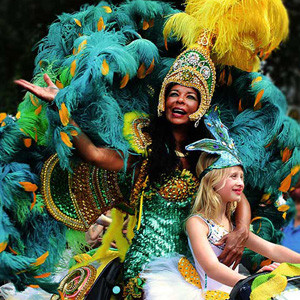 Button Karneval der Kulturen