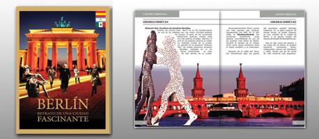 """Libro """"Berlín, retrato de una ciudad fascinante"""""""