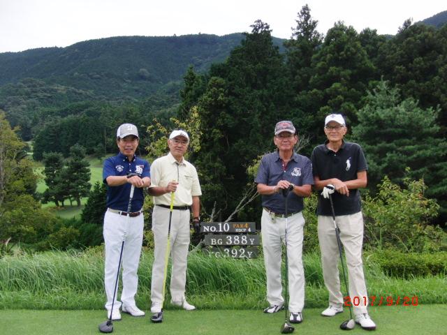 2組 高雄、則田、大島、八木、