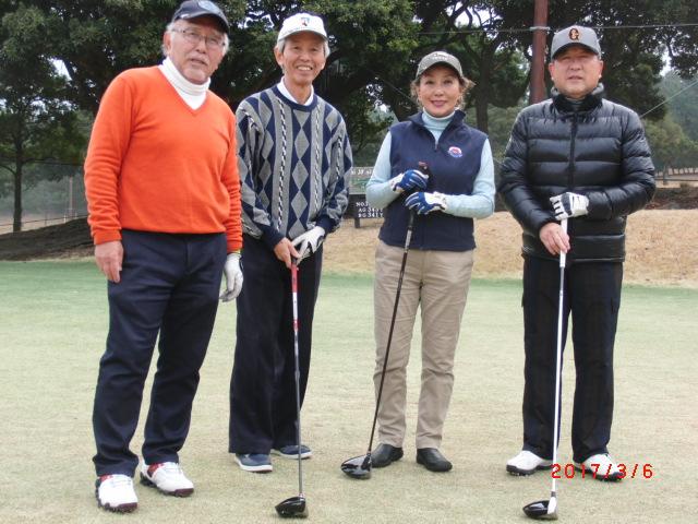 田中、藤吉、小宮、徳光さん