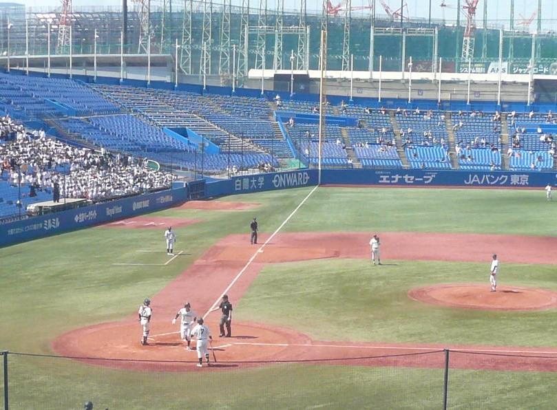 三井先制ホームラン