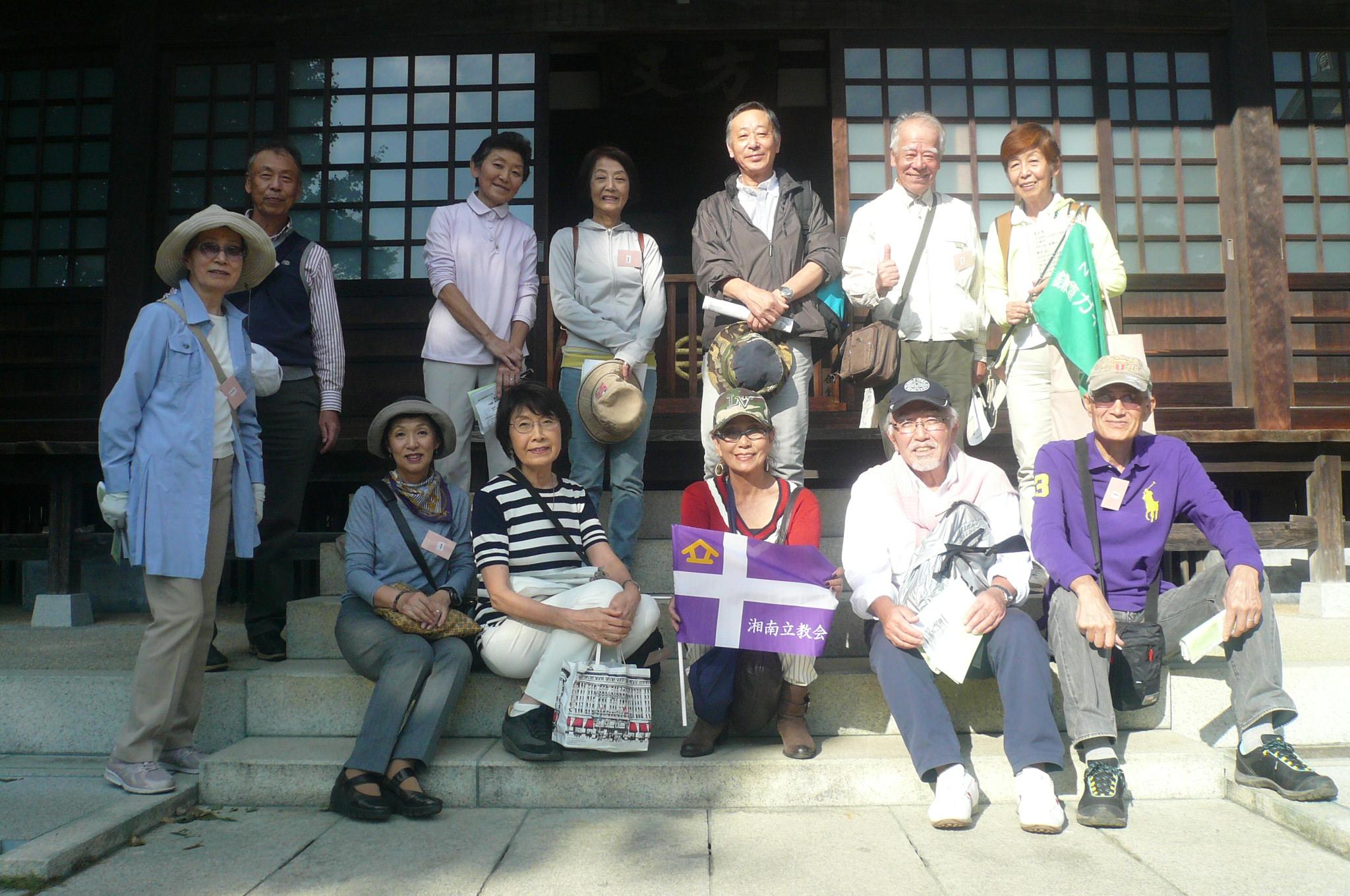 第1グループ集合写真