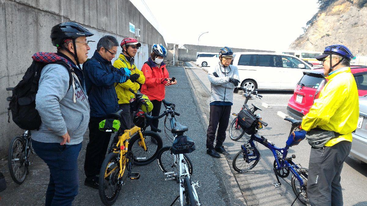 集合地の県営江の島駐車場