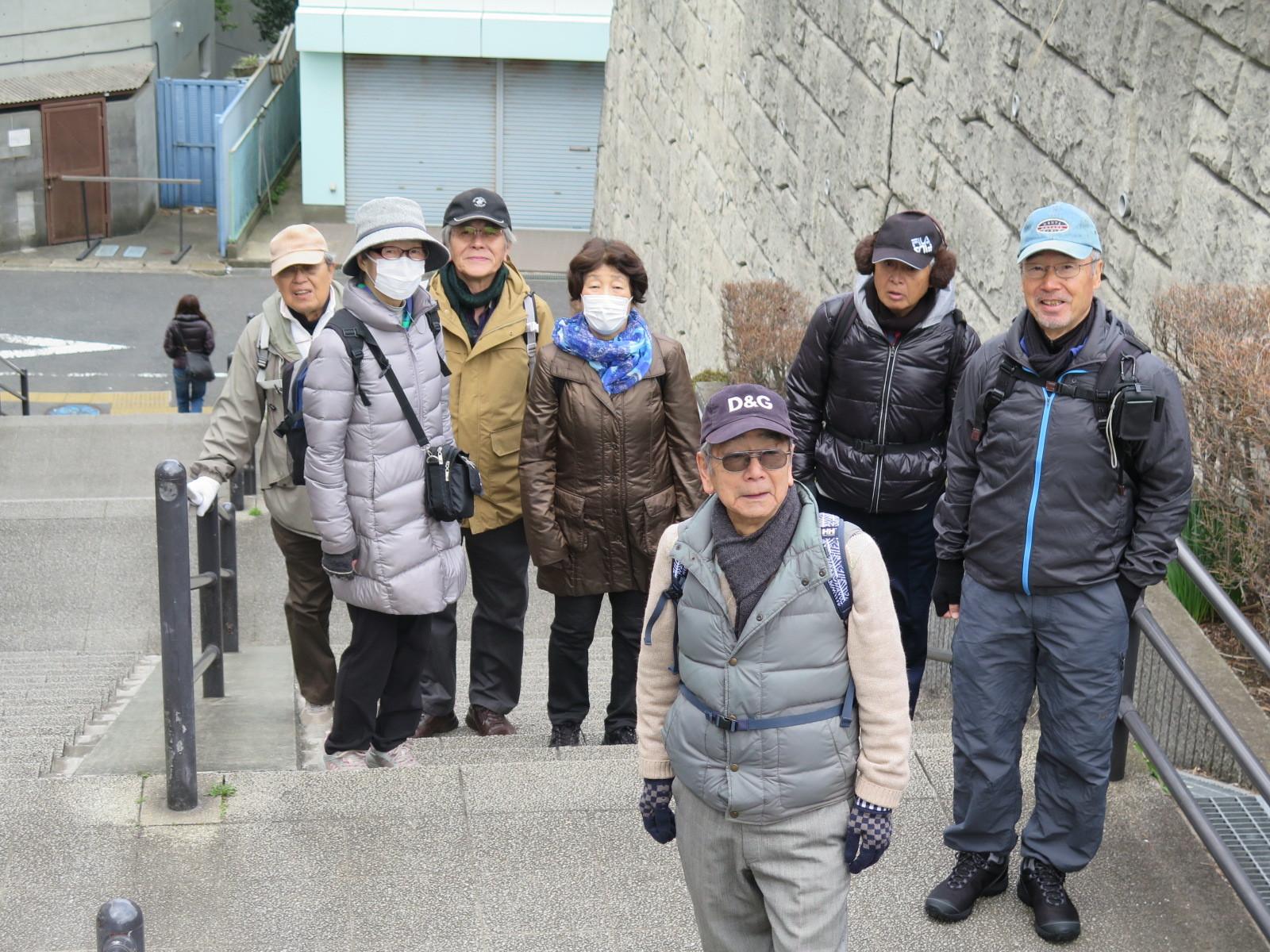 小田急線善行駅から出発