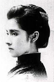 陸奥宗光夫人・亮子さん(本文参照)