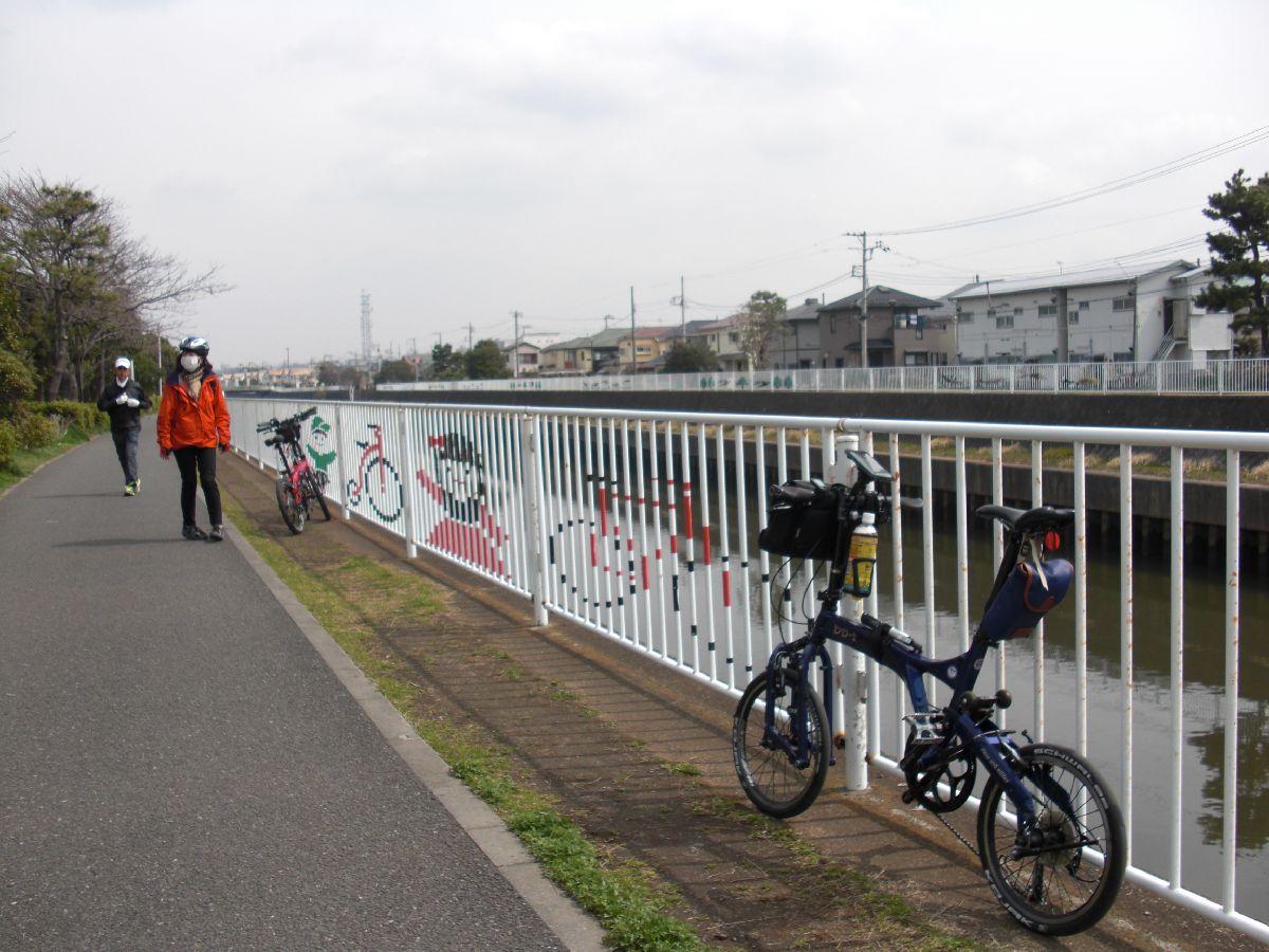引地川サイクリングロード