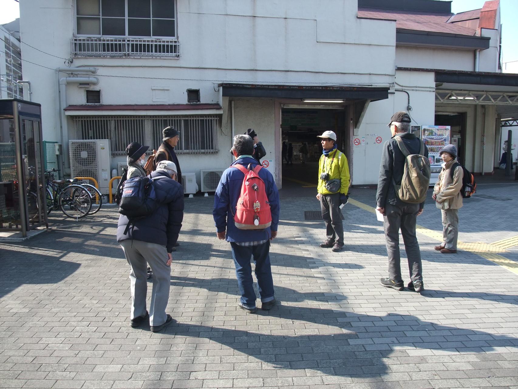 田浦の隣駅 横須賀で解散!