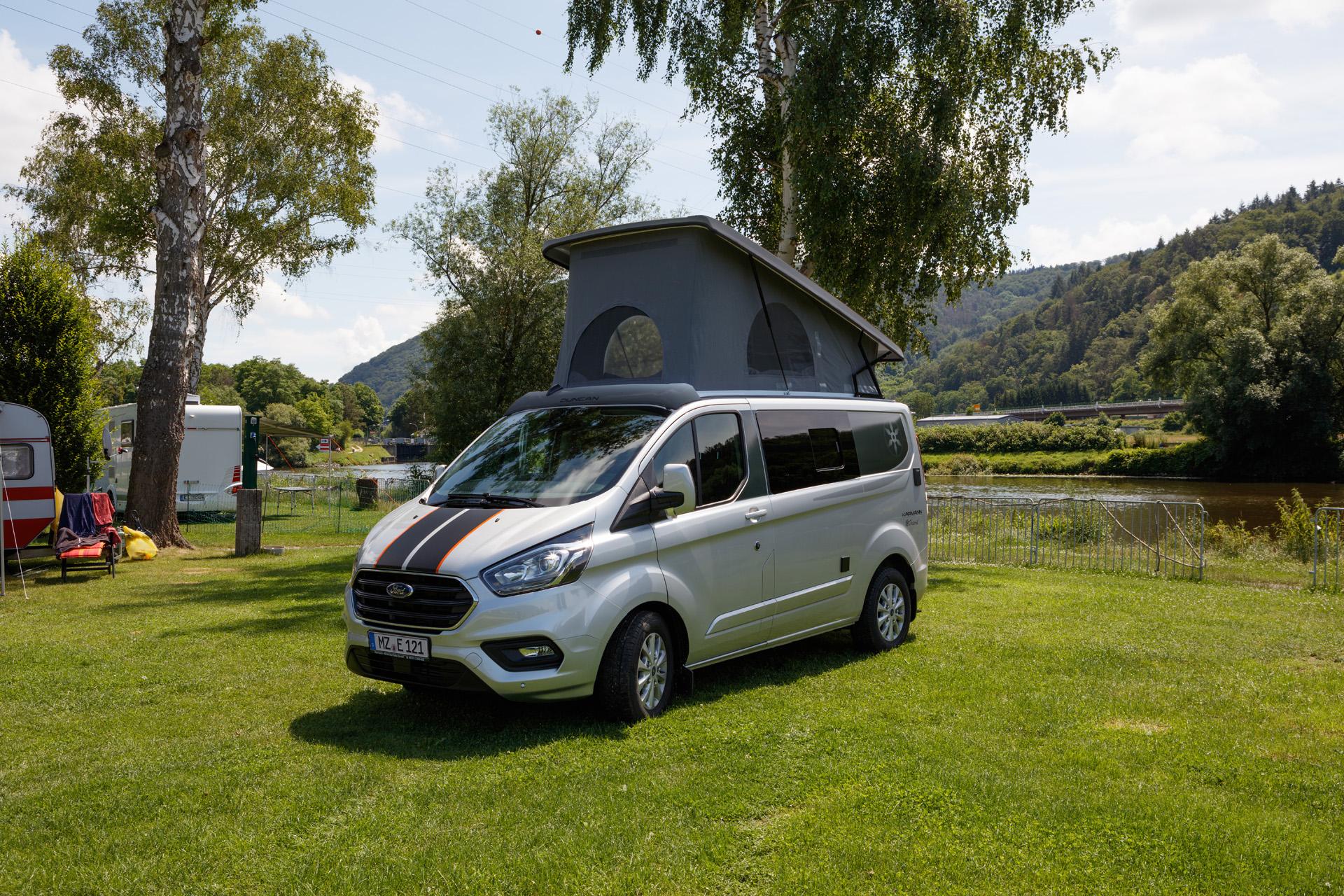 Duncan: Der Mini-Van für den Alltag
