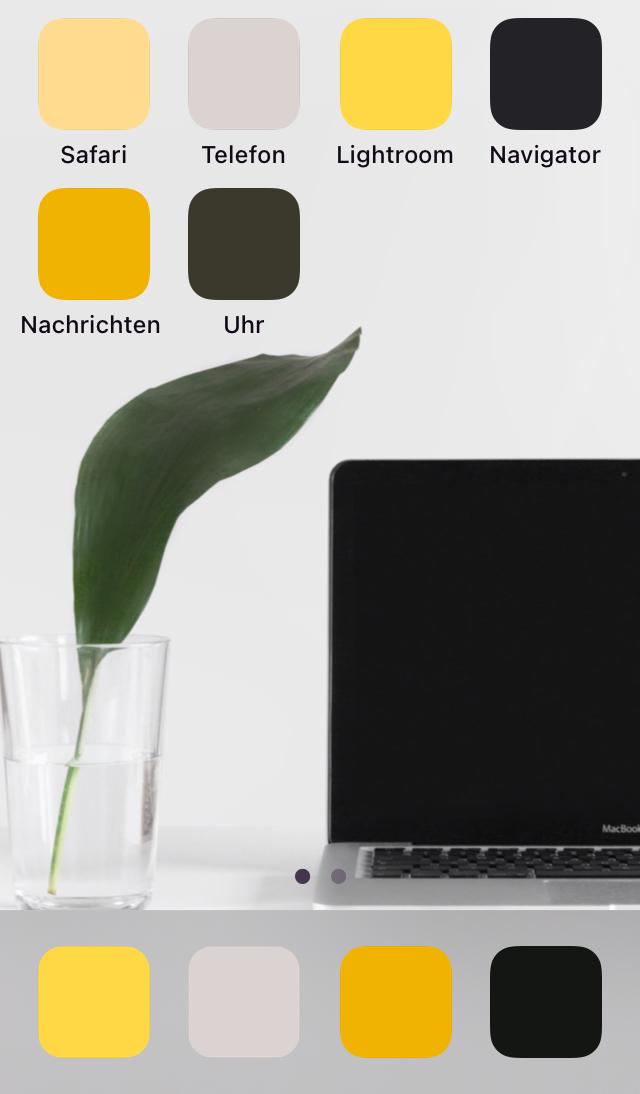 IOS Trick - App Vorschaubild ändern