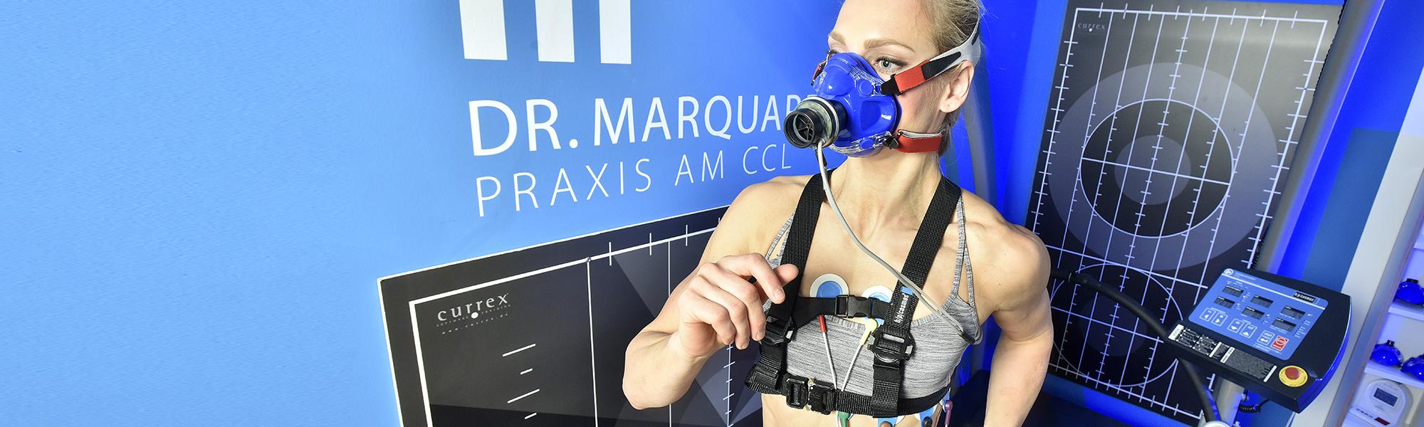 Laufanalyse - Praxis Dr  Marquardt