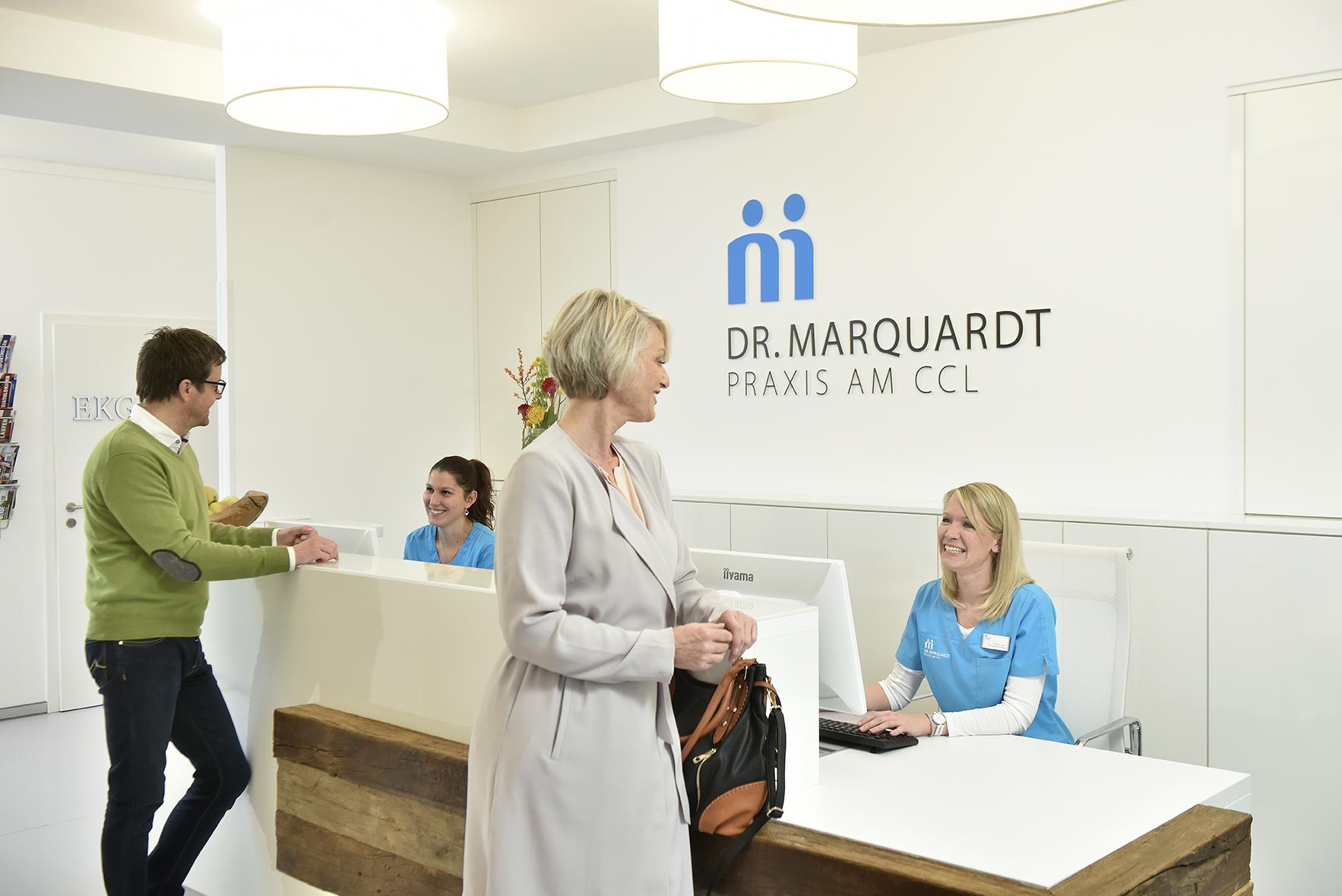 Internist & Sportarzt - Privatpraxis Dr. Marquardt