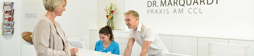 Dr. Matthias Marquardt - Gesundheits-Check-up Basic