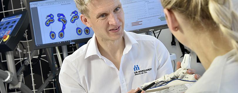 Dr. Matthias Marquardt - Laufanalyse