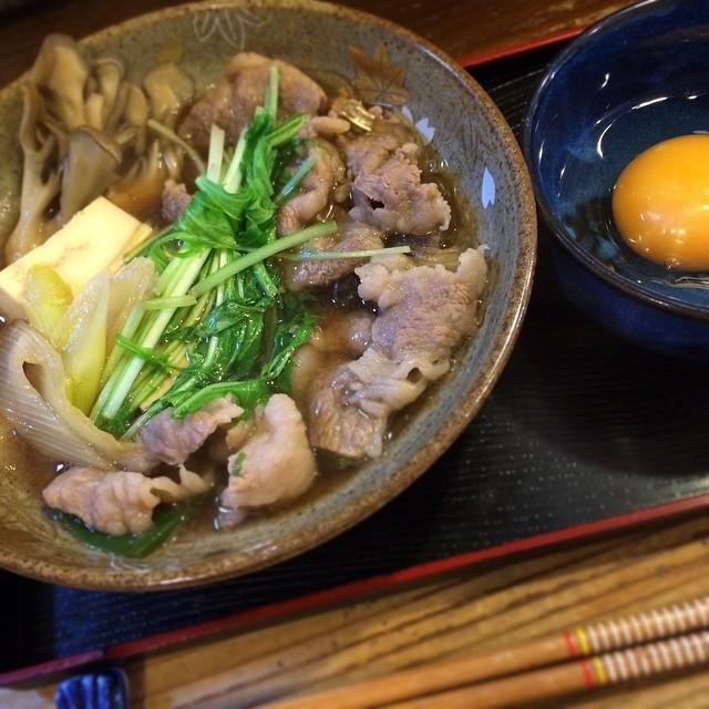 国産黒毛和牛(静岡そだち)のすき焼き
