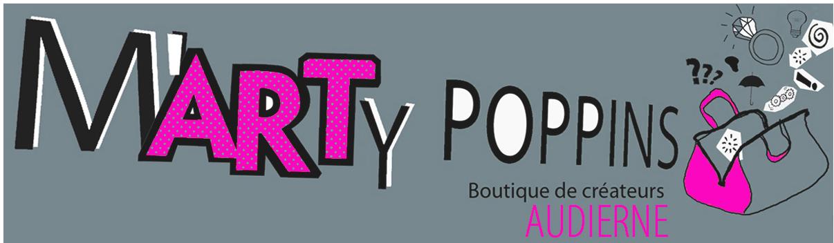 Ouverture saisonnière de la boutique M'Arty Poppins, à Audierne en cogestion avec plusieurs créateurs locaux.