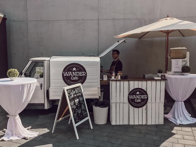 Mobile Kaffee App in Freiburg