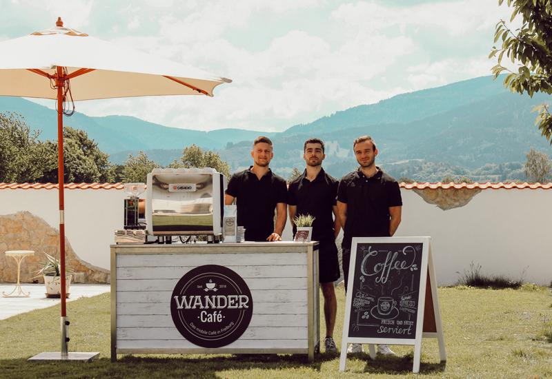 Kaffee Partyservice in Freiburg