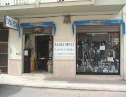 Negozi di pesca Alghero Tanda Sport