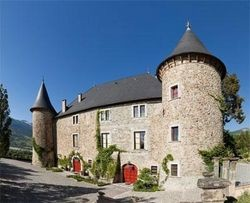 chateau de picomtal crots