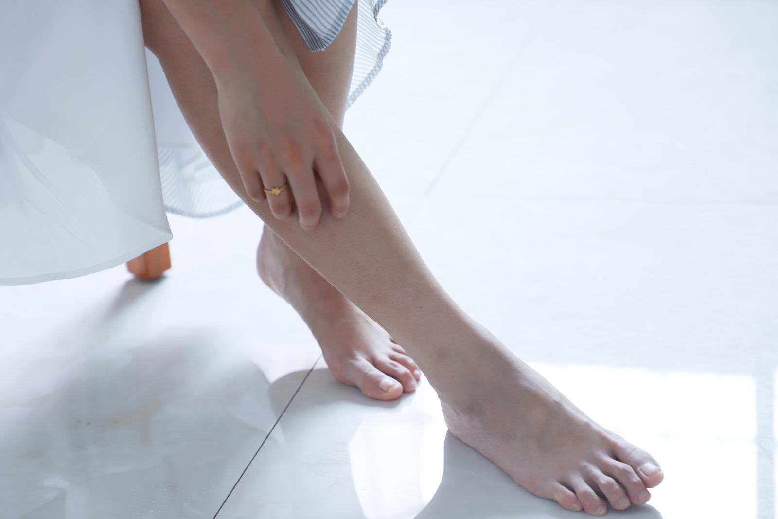 Cellulite: la cura parte dai piedi