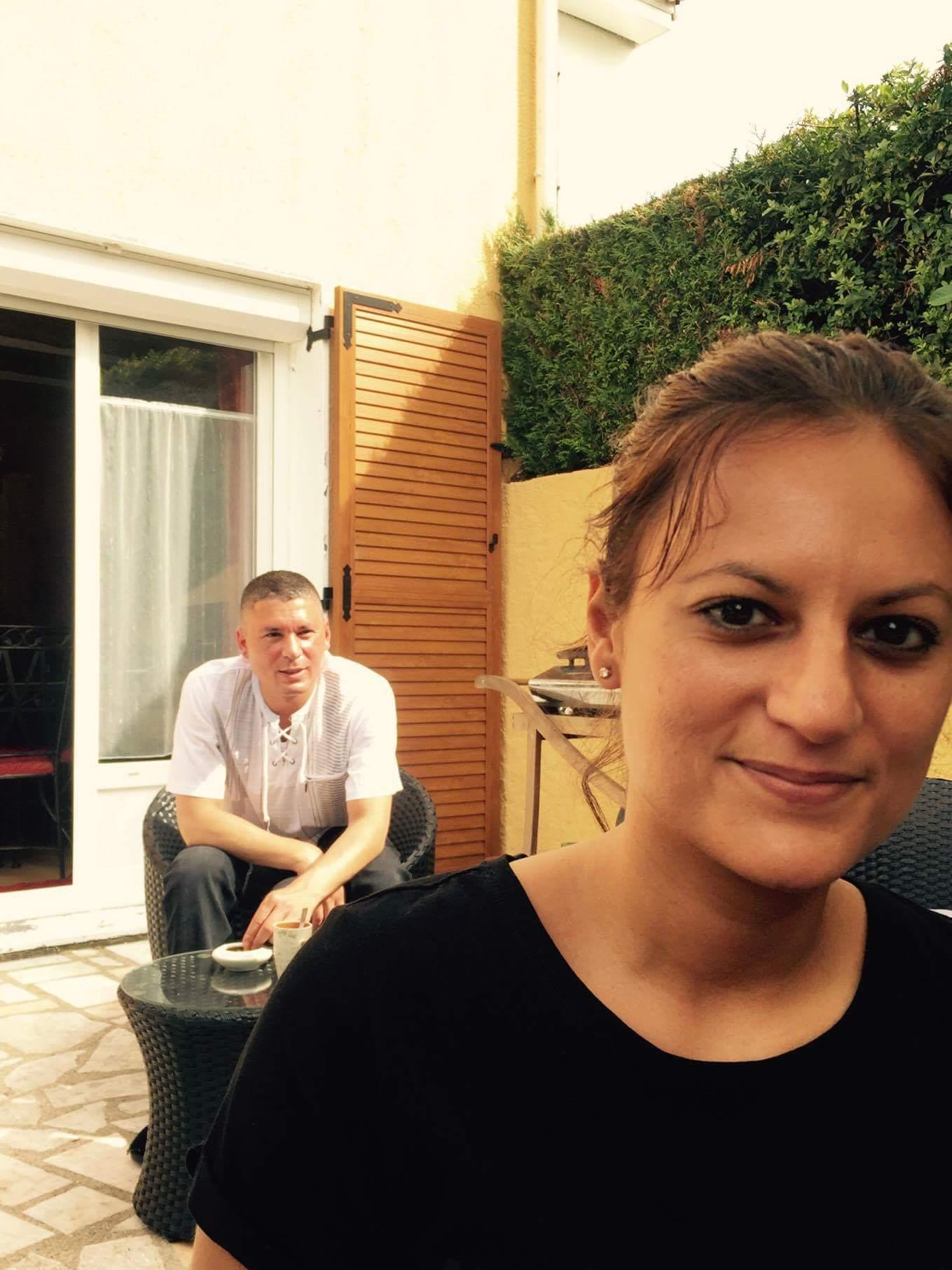Jessica et Nicolas