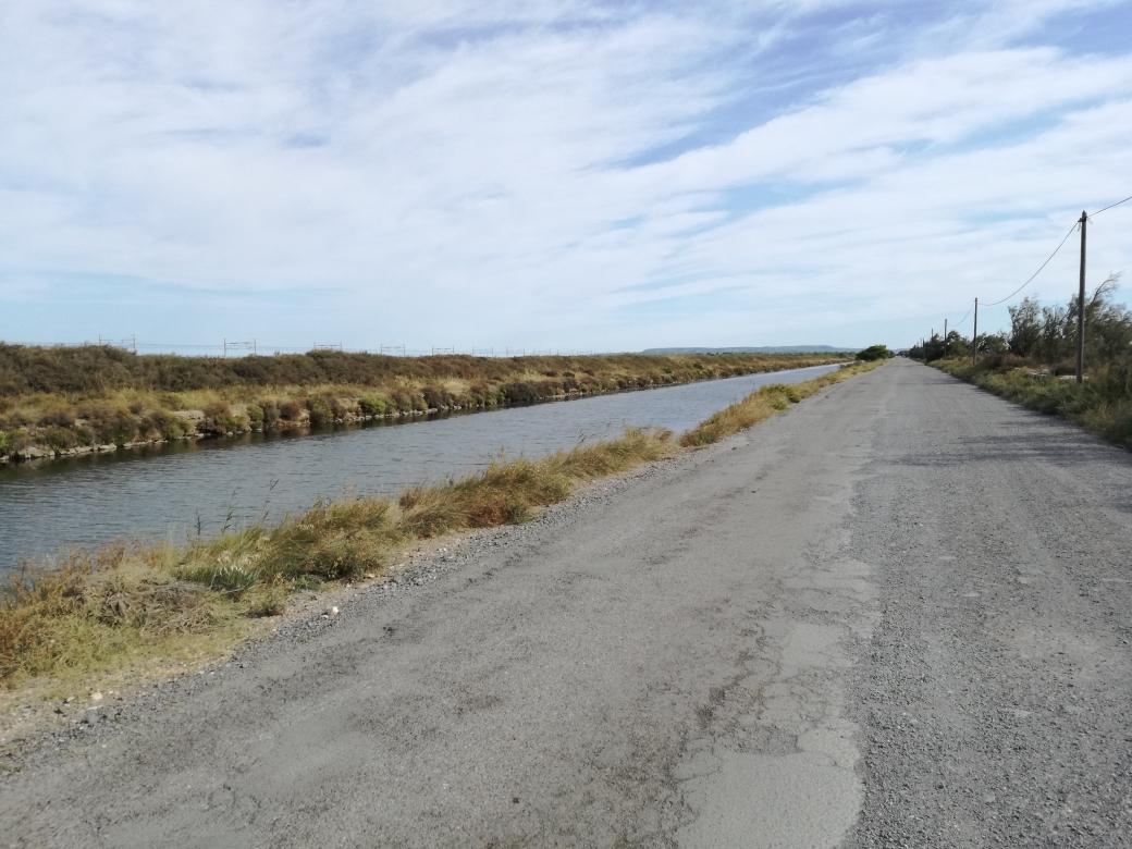 Chemin de Sainte-Lucie et du Canal de la Robine
