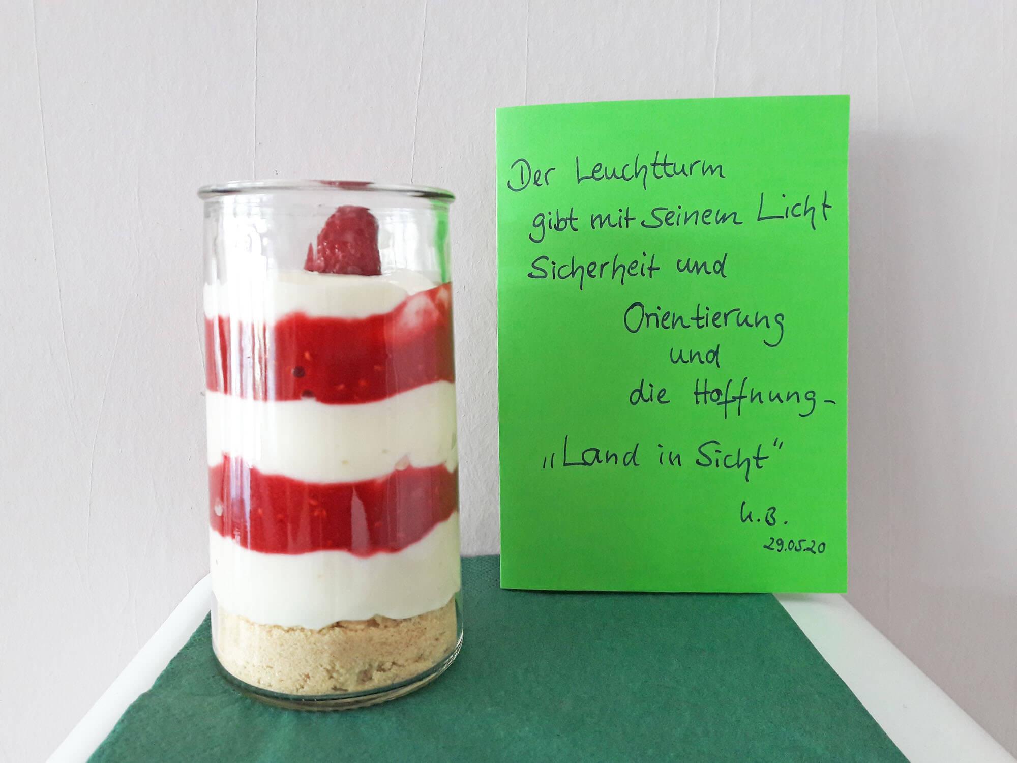 13c Dessert_Leuchttürme, Ute Both #tagdernachbarn
