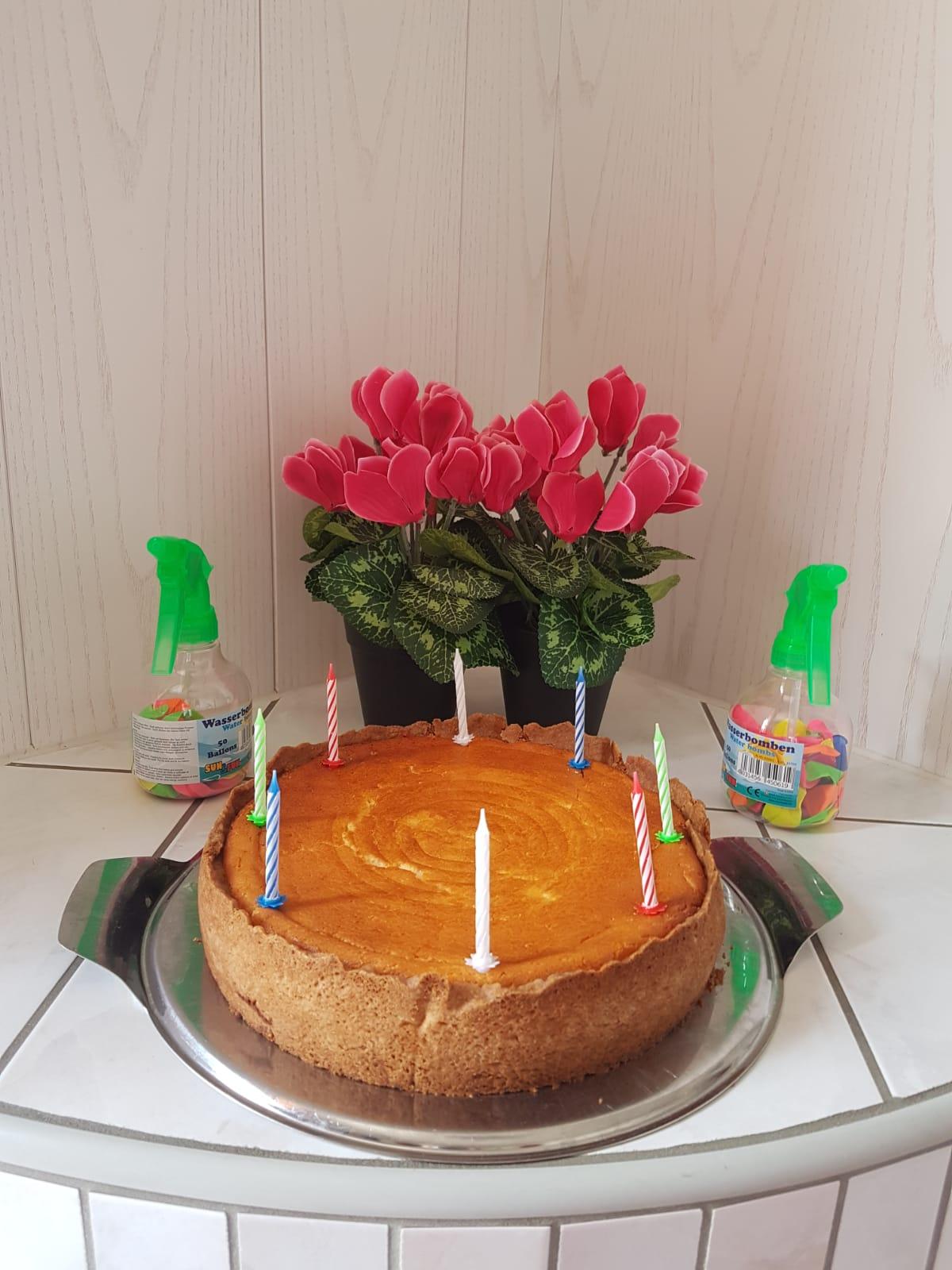 31 Geburtstagskuchen von Tante Hanne