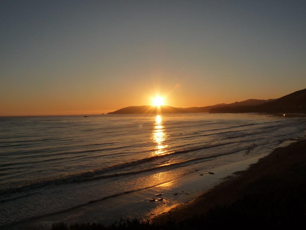 Caprinteria State Beach
