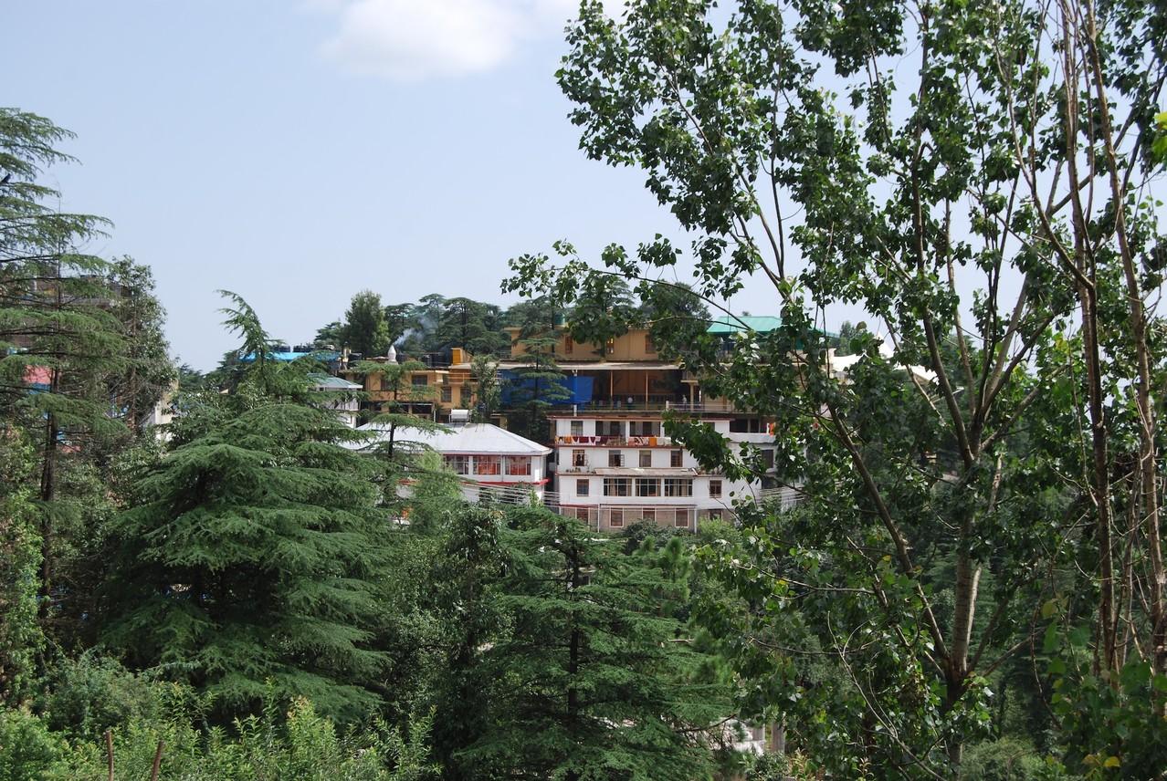 Kloster in McLeod Ganj