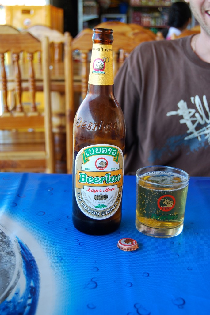 Wir sind in Laos!