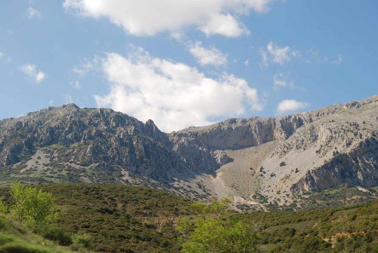 In der Nähe von Delphi