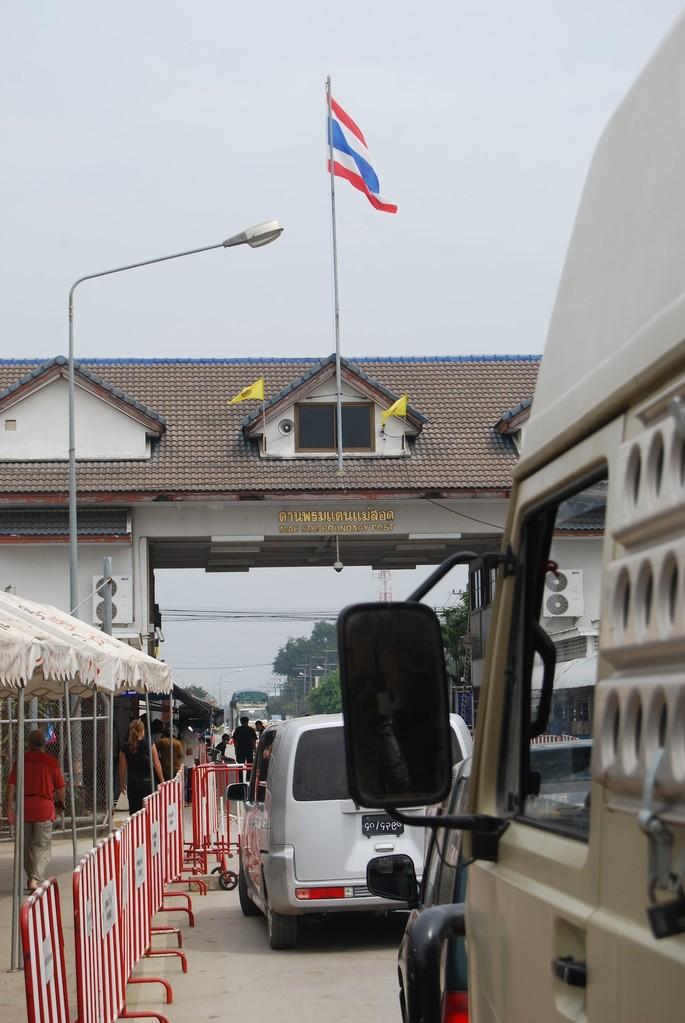 Hallo, Thailand!