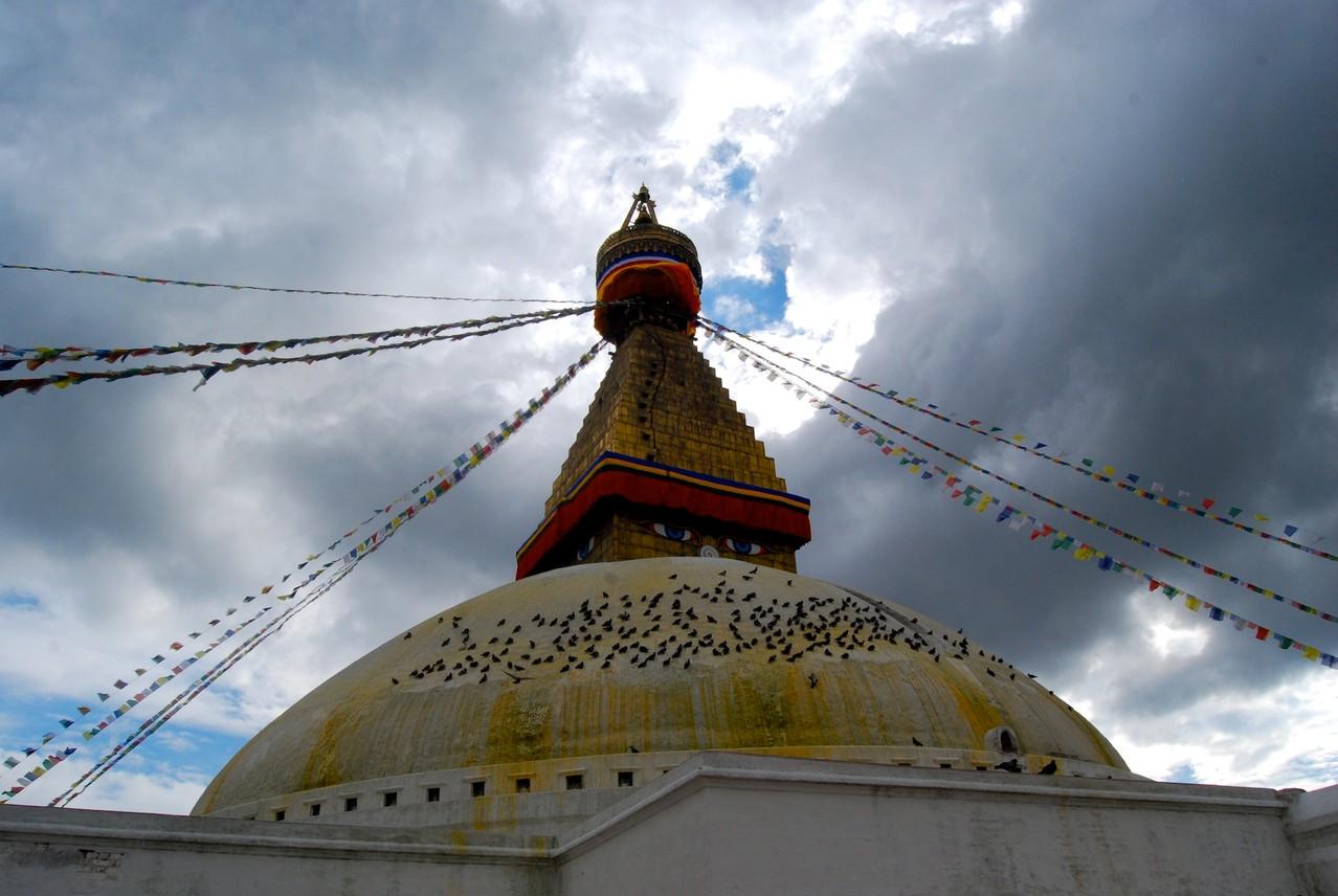 Bouddanath Stupa