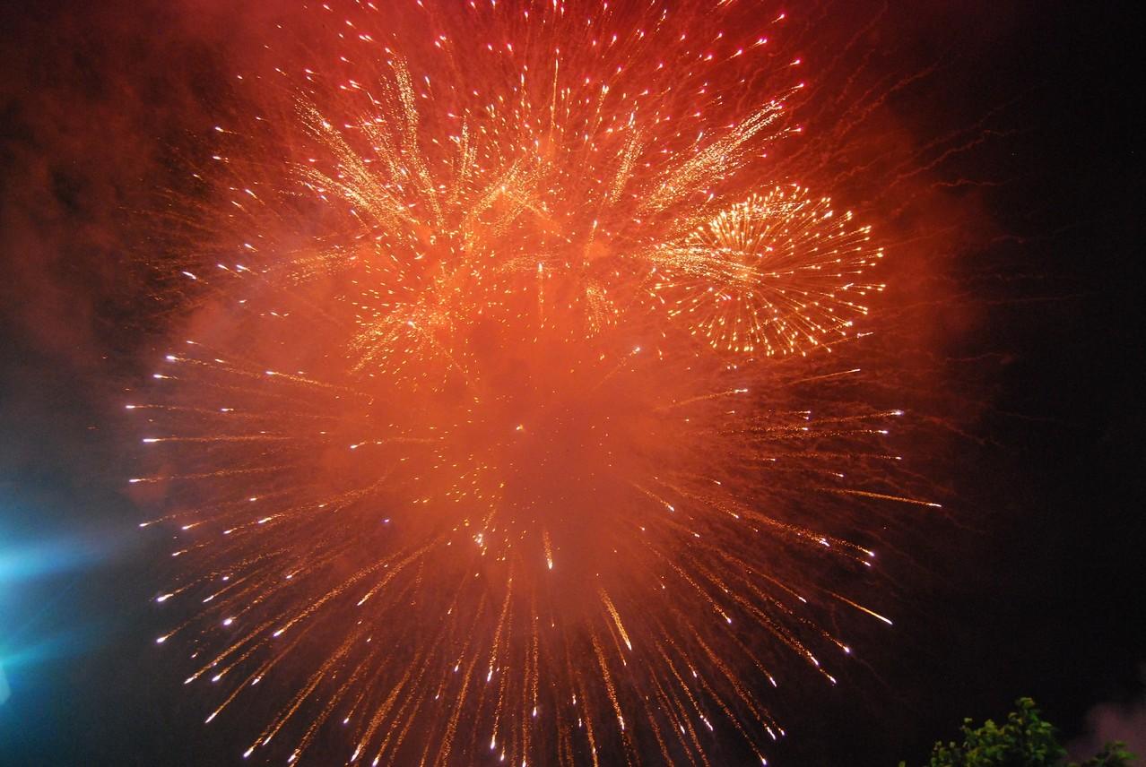 Feuerwerk (Central World)