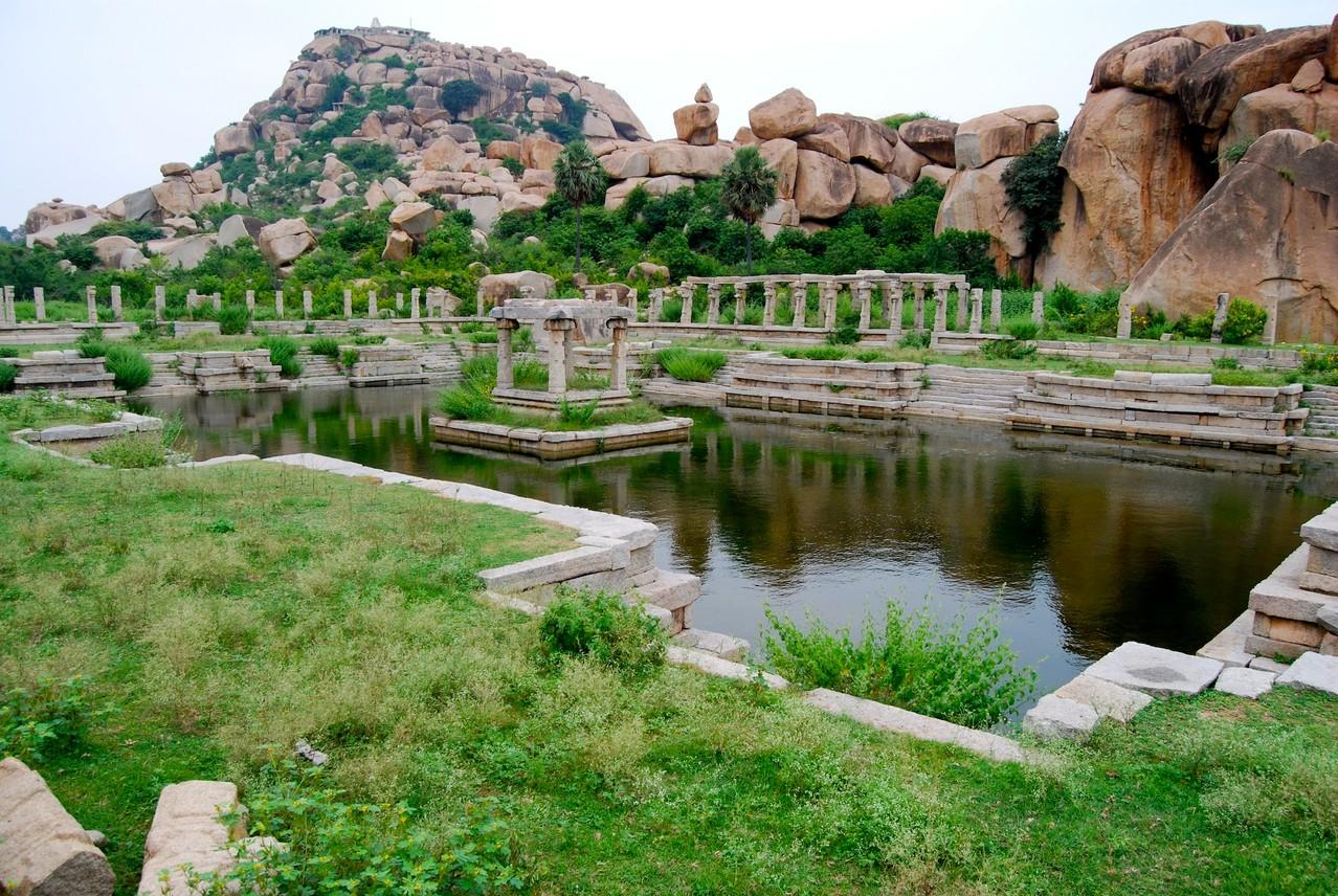 Achyutaraya Tempel