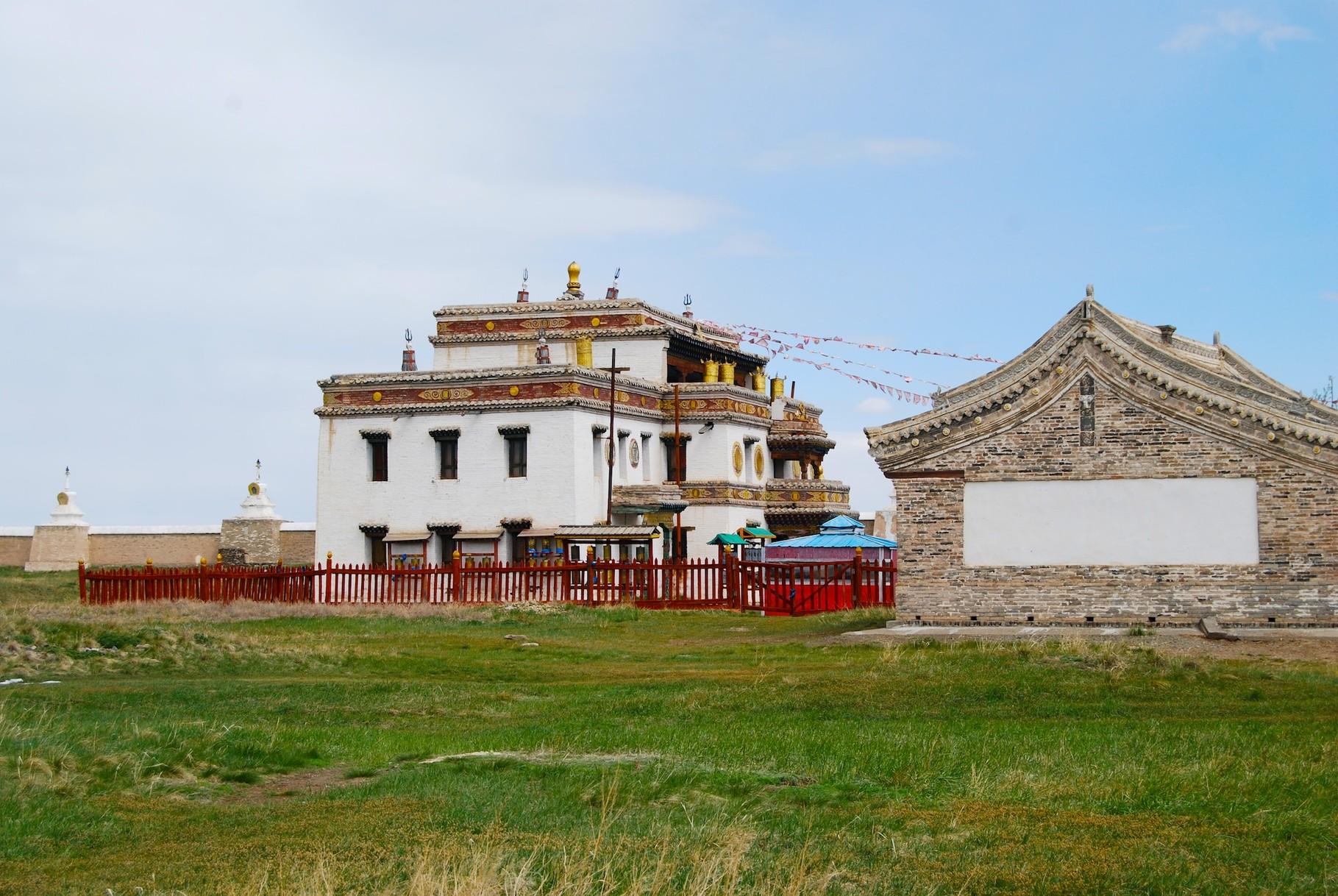 Kloster Erdene Zuu (neuer Teil)