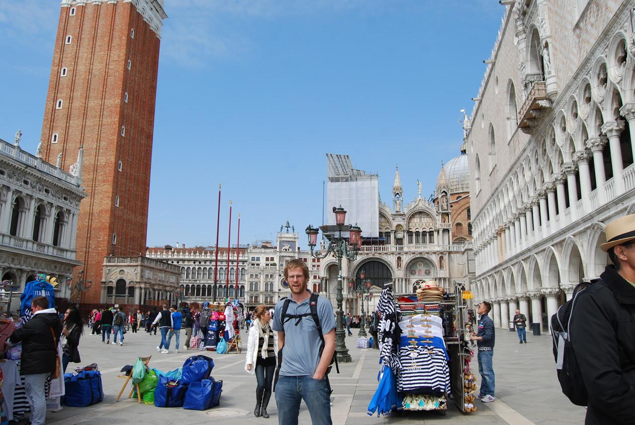 David am Piazzo San Marco