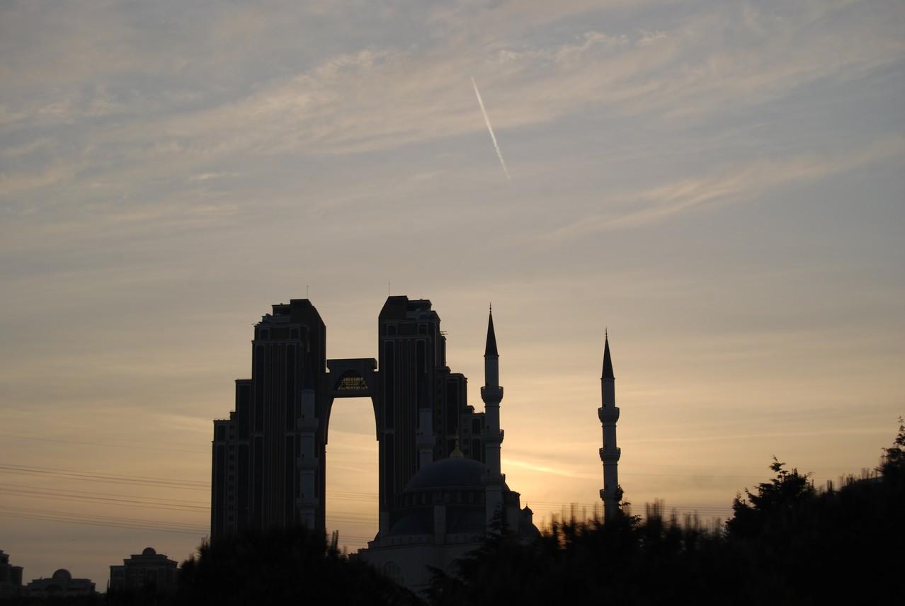 Der asiatische Teil Istanbuls