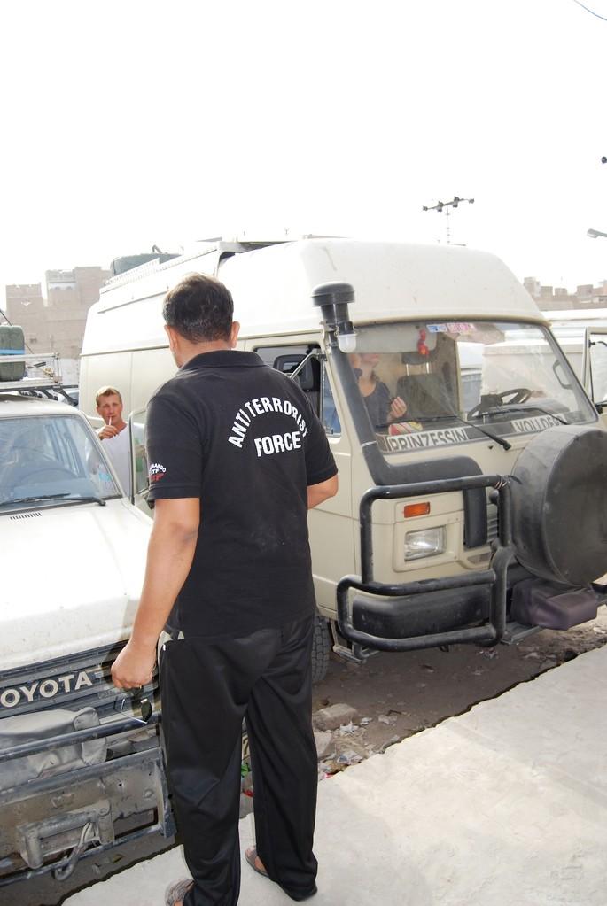 Mohammad von der Anti-Terrorist Unit