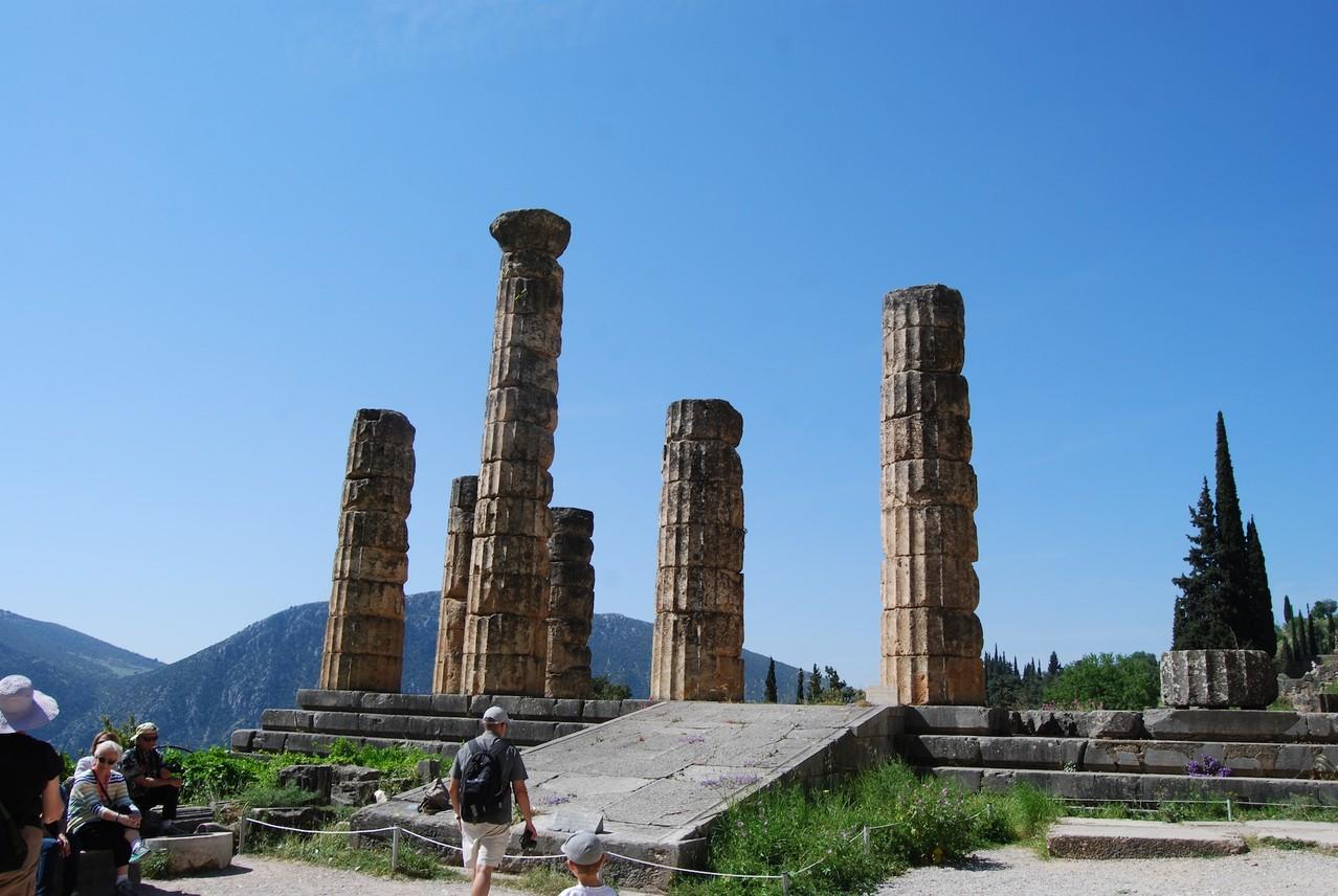 Tempel Delphi