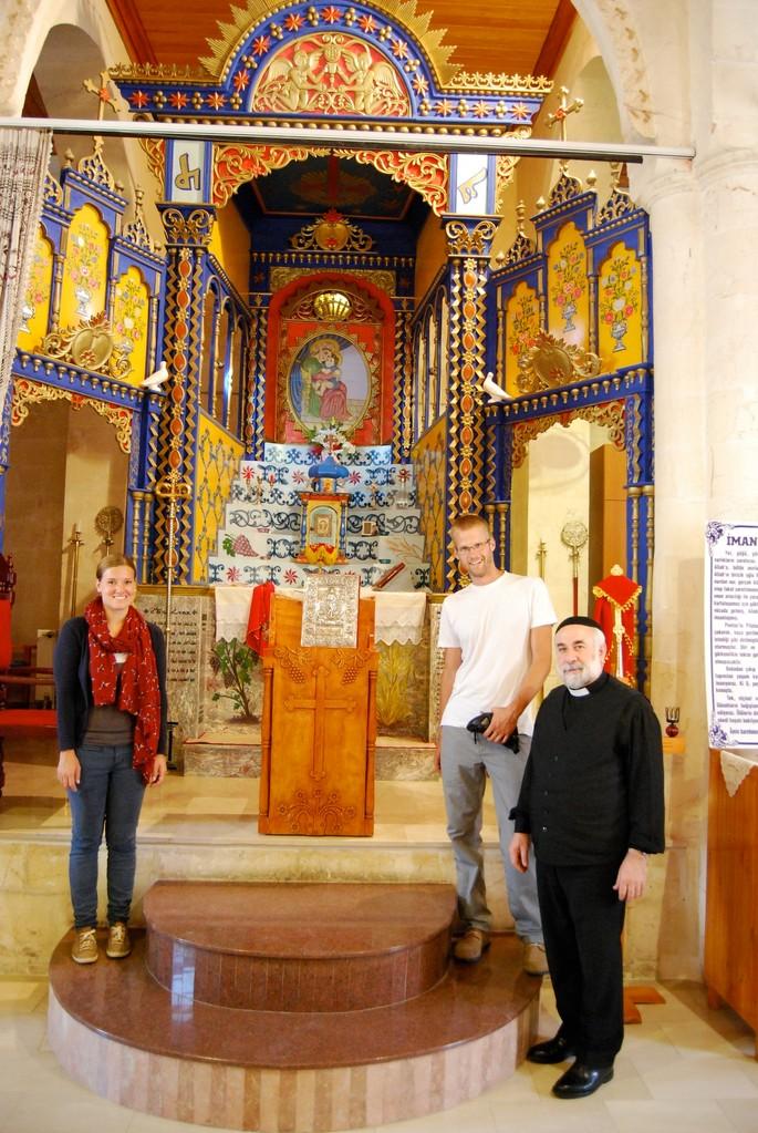 Armenisch-orthodoxe Kirche in Adiyaman