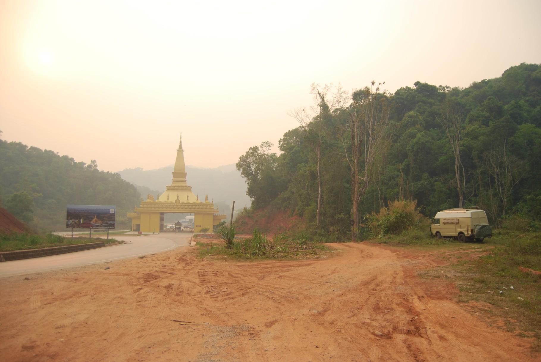 Bye, bye, Laos