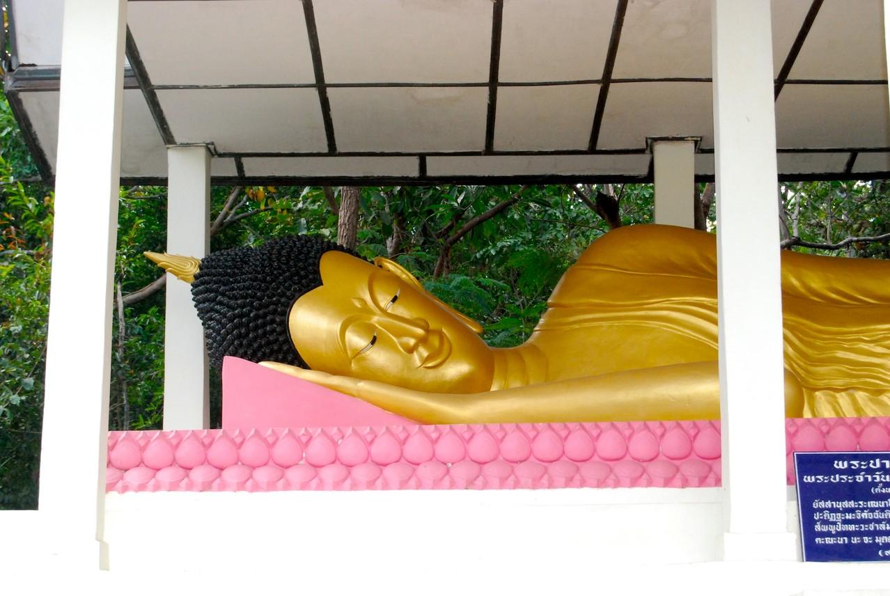 Liegender Buddha
