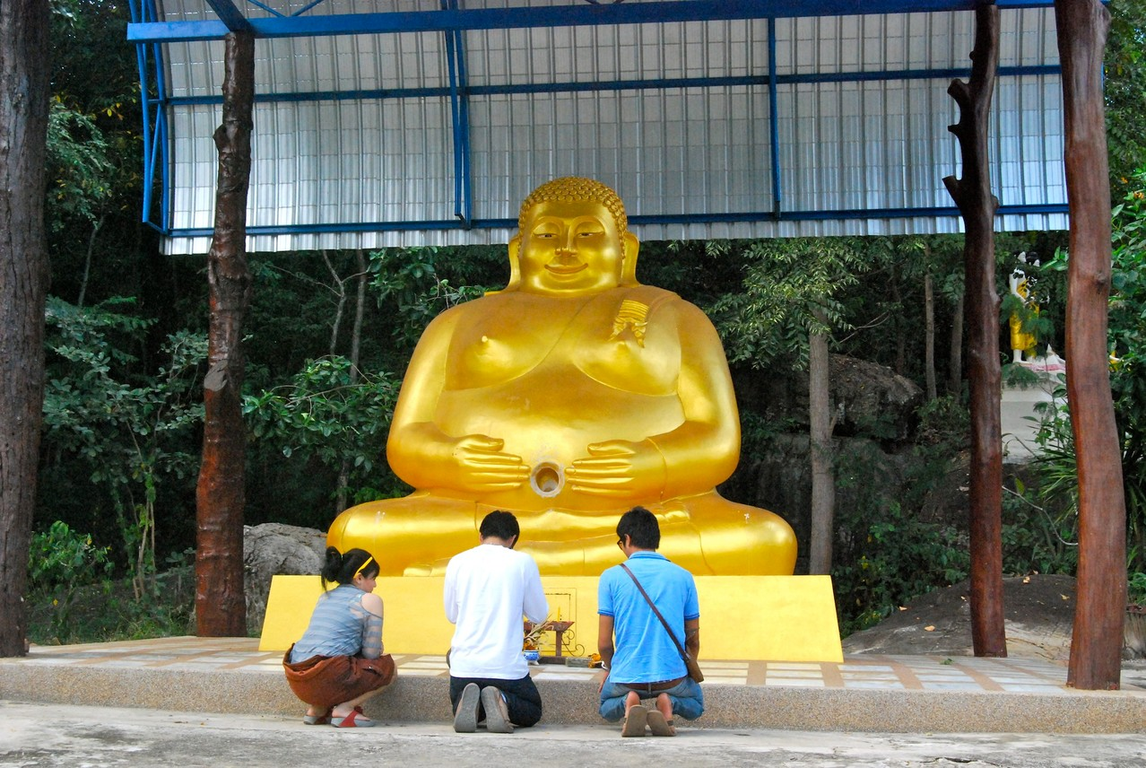 Fetter Buddha