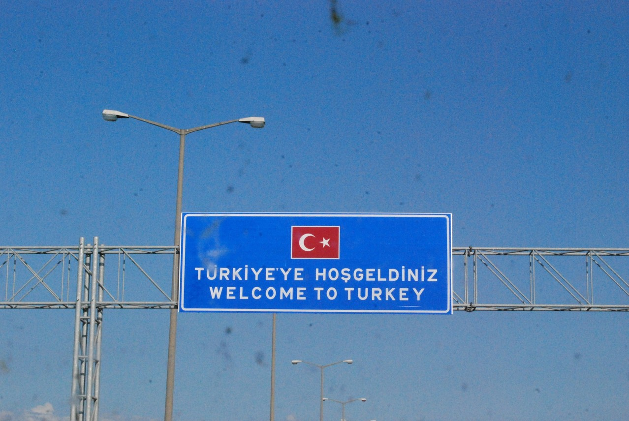 Endlich in der Türkei!