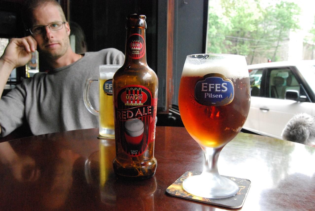 €15 für 2 Bier :)