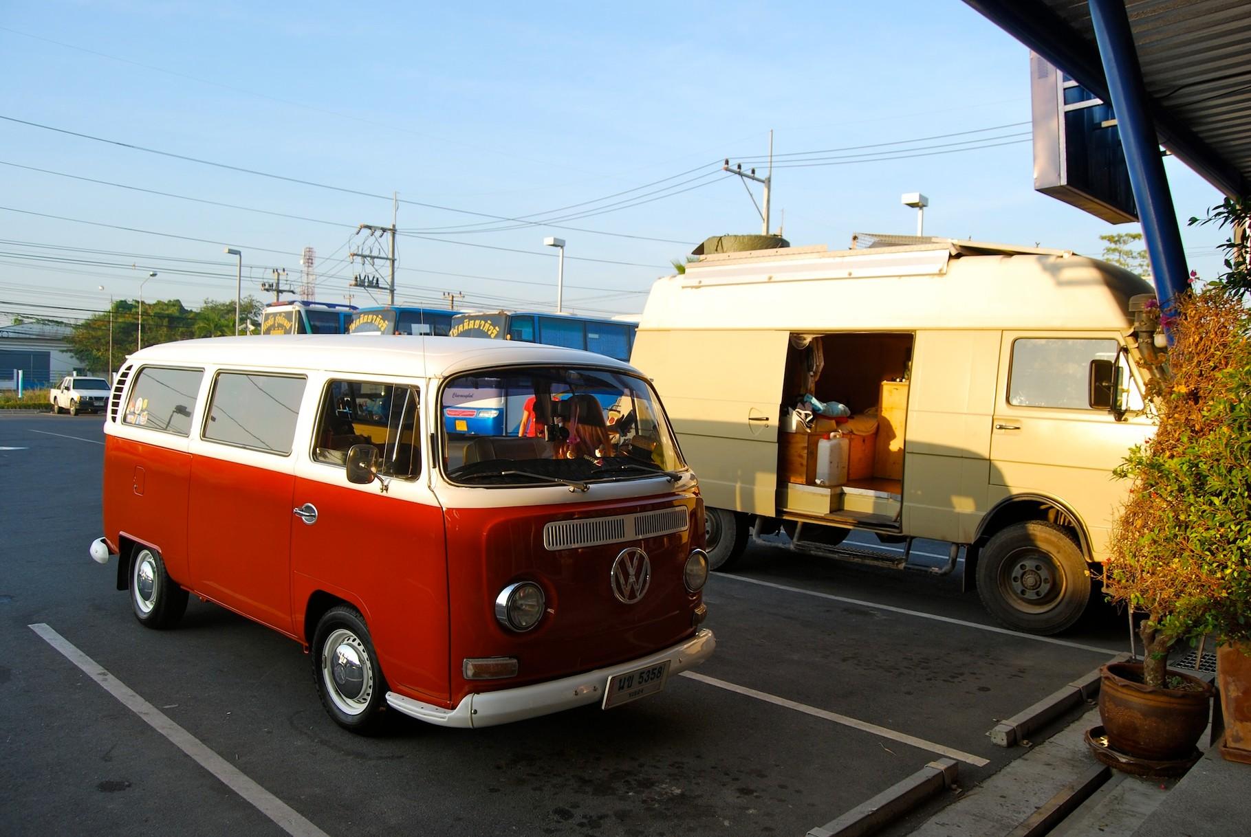 VW T1 und VW LT